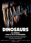 Dinosaurs- 10-11-12 Dicembre